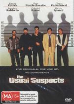 The Usual Suspects : Five Criminals - One Line Up - No Coincidence - Benicio Del Toro