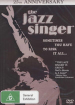 The Jazz Singer : Sometimes You Have To Risk It All - 25th Anniversary