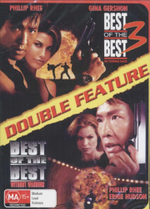 Best of the Best 3 : Double Feature - Phillip Rhee