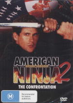 American Ninja 2 : The Confrontation - Steve James