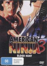 American Ninja 3 : Blood Hunt - Steve James