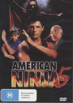 American Ninja 5 - David Bradley