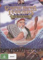 The Story Of Moses : Greatest Heroes And Legends Of The Bible