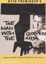 The Man with the Golden Arm : Otto Preminger's - Frank Sinatra