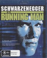 The Running Man : A Game Nobody Survives - But Schwarzenegger Has To Play - Richard Dawson
