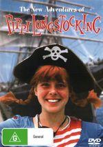 New Adventures of Pippi Longstocking - Cory Crow