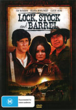Lock Stock And Barrel - Claude Akins