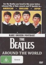 The Beatles Around the world : Rare Unseen Footage - The Beatles