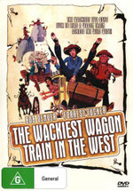The Wackiest Wagon Train In The West - Jeannine Riley