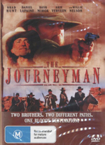 The Journeyman : Two Brothers - Two Different Paths - One Bloody Destination - Arie Verveen