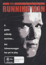 The Running Man : A Game Nobody Survives... But Schwarzeneggar Has Yet To Play - Arnold Schwarzenegger