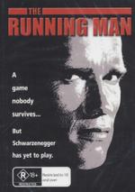 The Running Man : A Game Nobody Survives... But Schwarzeneggar Has Yet To Play - Arnold Schwarzenegger