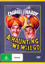 A-Haunting We Will Go (1942) (Laurel and Hardy) - Sheila Ryan
