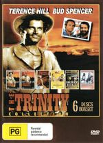Terence Hill and Bud Spencer : The Trinity Collection - Carlo Alberto Cortina