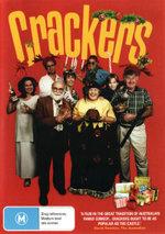Crackers - Peter Rowsthorne