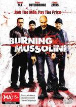 Burning Mussolini - Conrad Pla