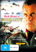Red Rose of Normandy - Claudia Crawford