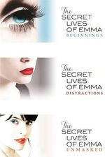 The Secret Lives of Emma Trilogy -<i> Emma Trilogy Pack Exclusive to Booktopia</i>  : Beginnings, Distractions and Unmasked - Natasha Walker