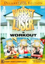 The Biggest Loser Workout : Beginner's Workout / Calorie Burn / Carlorie Killer Circuit (3 Disc Set)