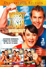 The Biggest Loser Workout 2 : Fit & Firm / Cardio Blast / Bootcamp (3 Disc Set)
