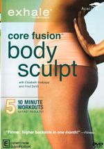 Exhale Core Fusion - Body Sculpt - James Wvinner