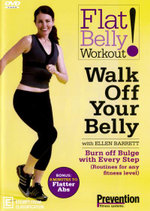 Flat Belly Workout Walk Off Belly Fat - Ellen Barrett