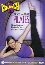 CRUNCH-Pick Your Spot Pilates - Ellen Barrett