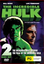 The Incredible Hulk : Double Movie (The Incredible Hulk Returns/The Trial of the Incredible Hulk) - Marta DuBois