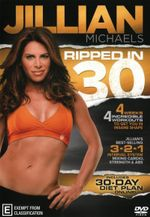 Jillian Michaels : Ripped In 30! - Jillian Michaels