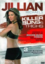 Jillian Michaels : Killer Buns & Thighs! - Jillian Michaels