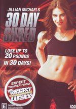 Jillian Michaels : 30 Day Shred - Jillian Michaels