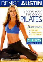 Denise Austin : Shrink Your Fat Zones - Denise Austin