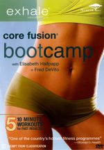 Exhale Core Fusion : Bootcamp - Fred DeVito