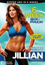 Jillian Michaels : Six Week Six Pack - Jillian Michaels