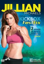 Jillian Michaels : Kick Box Fast Fix - Jillian Michaels