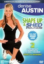 Denise Austin : Shape Up and Shed Pounds - Denise Austin