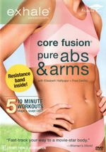 Exhale Core Fusion : Pure Abs and Arms (with Resistance Band) - Elisabeth Halfpapp