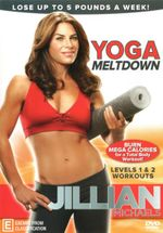 Jillian Michaels : Yoga Meltdown - Jillian Michaels