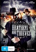 Heathens and Thieves - Andrew Simpson