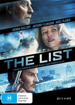 The List - Anthony Flanagan