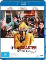 It's a Disaster (Blu-ray/DVD) - Julia Stiles