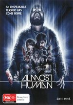 Almost Human - Vanessa Leigh