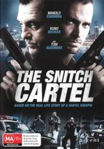 The Snitch Cartel - Manolo Cardona