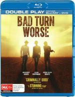 Bad Turn Worse (Blu-Ray/DVD) - Jeremy Allen White