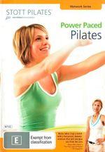 Stott Pilates : Power Paced Pilates - Wayne Moss
