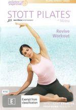 Stott Pilates : Revive Workout
