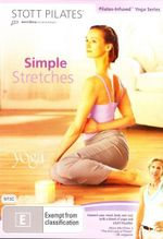 Stott Pilates : Simple Stretches