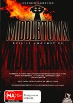 Middletown : Evil is amongst us - Sorcha Cusack
