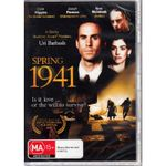Spring 1941 : Is it love... Or the will to survive? - Kelly Harrison