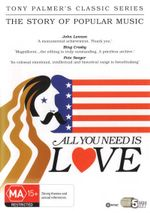 All You Need Is Love : The Story of Popular Music - Tony Palmer